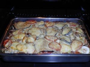 Lasagna-Cuptor