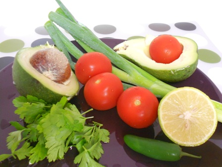 IngredienteSosDe Guacamole