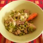 Salata de Mazare si Carnita