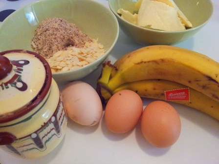 IngredienteBananaMuffin