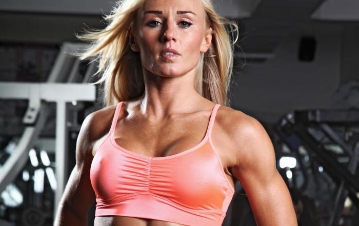 Thruster Exercitiu Fitness