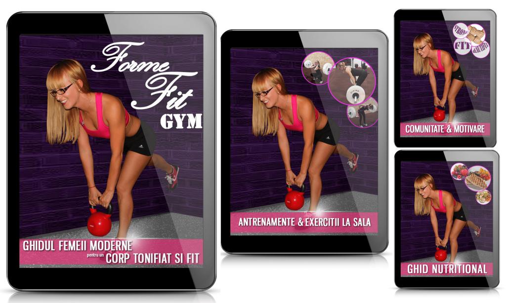 Forme Fit Gym Ghidul Femeii la Sala de Fitness