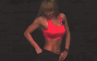 Exercitii Fitness la Femei
