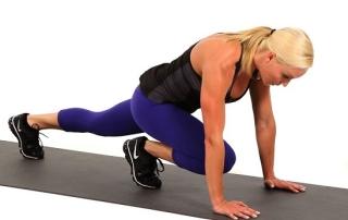 Exercitii de Tonifiere Picioare in Stil Circuit