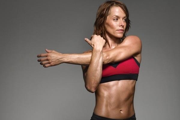 Febra Musculara dupa Fitness
